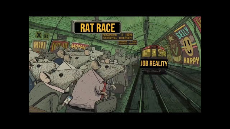 rat race Product features can you be a social success find out quick play rat race.