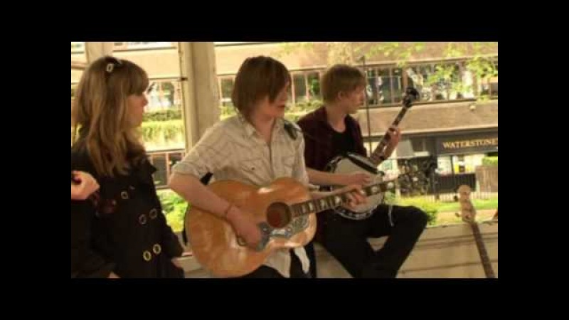 Kill it Kid These lips wont be kept clean HQ acoustic live Bandstand Busking Session