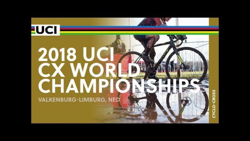 2018 UCI Cyclo cross World Championships Valkenburg Limburg NED Women U23