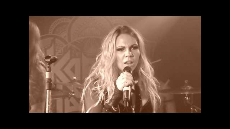 KOBRA AND THE LOTUS - Light Me Up (Live in Belfast)