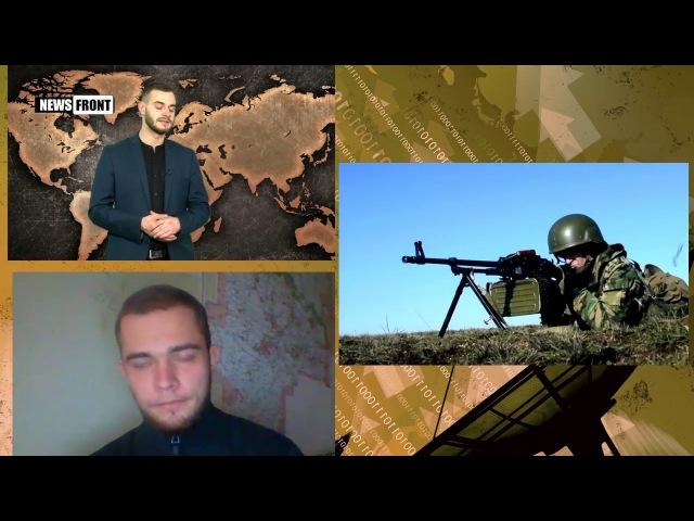 Военный корреспондент: Никита Возмитель — ни дня без кадра