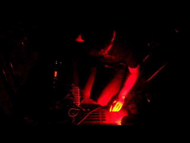 DJ 5-Bit feat. Ex-MC - Live @ Restoran Govno 22.02.18