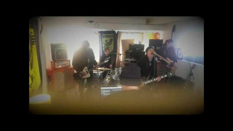 Alfahanne - Kontroll (Live at the Rehersal Studio 2018-03-04)