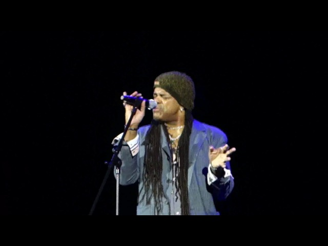 Andru Donalds - Concert(live) 11.03.18 St.Petersburg