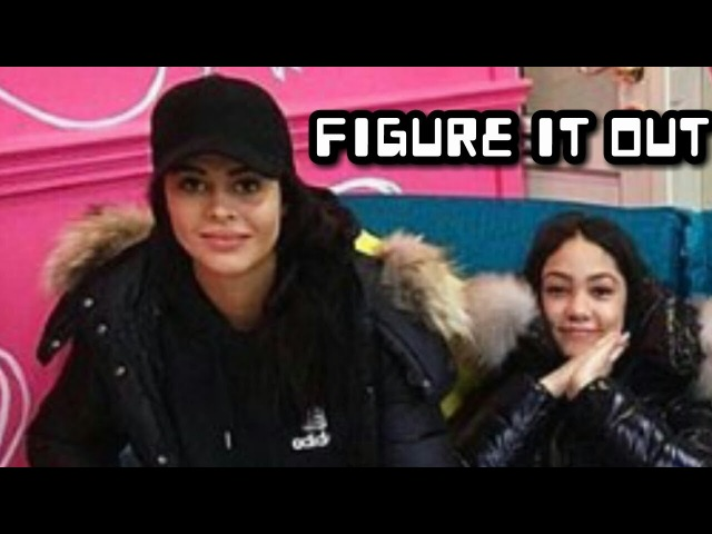 Jade Alleyne Bethan Wright - Figure It Out