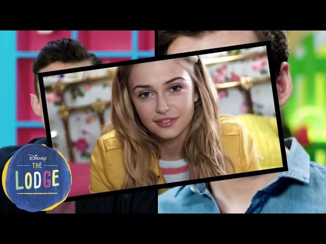 The Lodge - 2ª Temporada estréia esta segunda às 17h no Disney Channel Brasil (Promo)