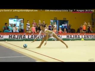 Aleksandra Soldatova Ball AA - Gracia Fair Cup 2017