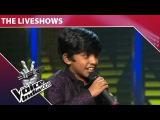 Fazil Performs on Kala Chashma The Voice India Kids Episode 16
