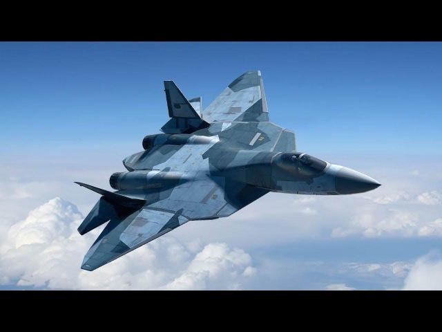 Су-57 На что СПОСОБЕН ИСТРЕБИТЕЛЬ ПЯТОГО ПОКОЛЕНИЯ
