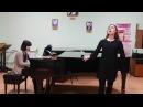 Gounod Faust Jewel Song Ария Маргариты с жемчугом
