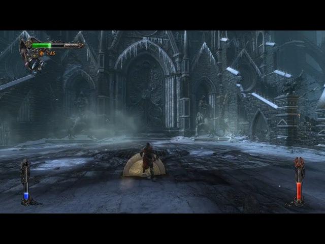 Замковый Двор и Бесючие Скелеты! Castlevania: Lords of Shadow (№17)
