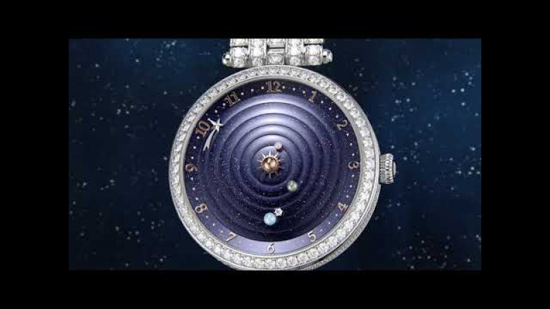 Lady Arpels Planetarium watch