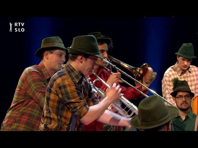 F. Gulda - Cello Concerto - Finale alla marcia - Tavern fest | Music Video (5/5)