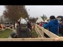 La batalla de las nacionesMedieval Combat.Бои рыцарей в Испании.bate medieval 2.12 nov.2016