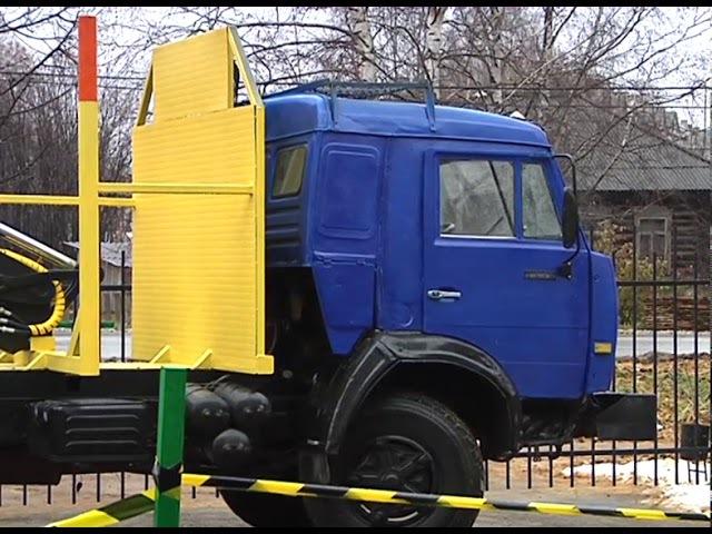 Кудымкарскому лесотехническому техникуму- 88 лет!