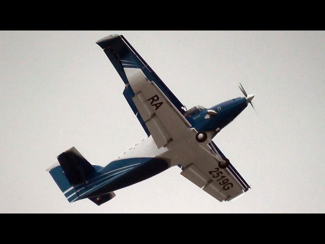 New Antonov An-2MC (TBС-2DT) Extreme STOL Slow Flight Demonstration @ MAKS Moscow Airshow