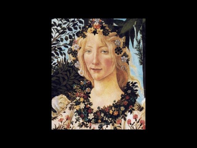 Дневник одного Гения. Сандро Боттичелли. Часть VI. Diary of a Genius. Sandro Botticelli. Part VI.