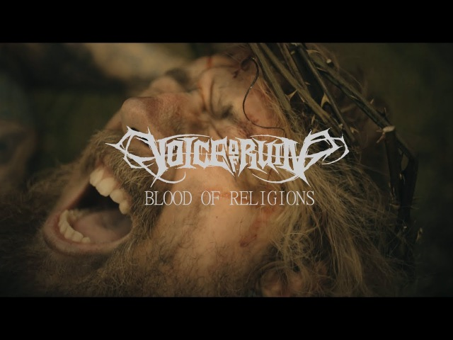 Voice Of Ruin - Blood Of Religions