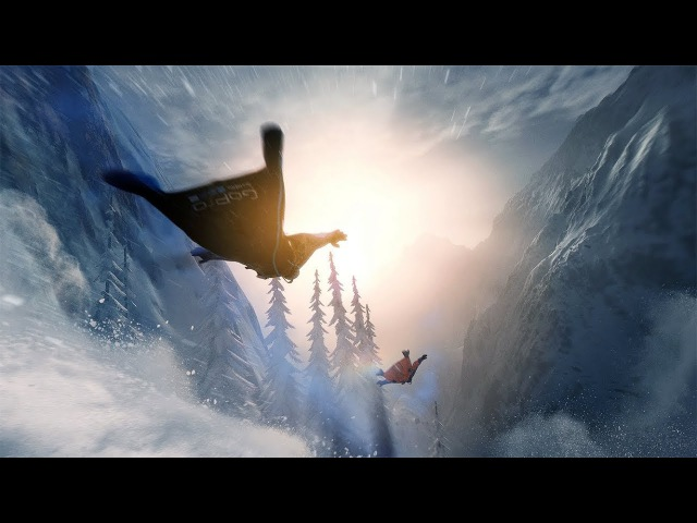 STEEP Stick and Stones PB 70 k points, Wingsuit PS4 Pro