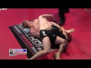 Omoplata rear naked choke Coty Shannon (MMA)