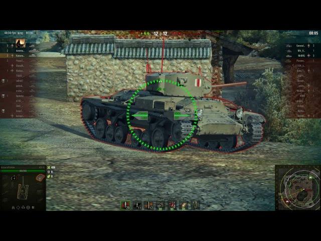 КВ-1С - обижал маленьких