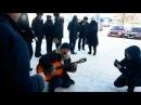 После концерта воинов афганцев в ДКЖ Иваново 16 02 2018