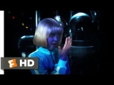 Charlie and the Chocolate Factory (35) Movie CLIP - Violet Turns Violet (2005) HD