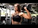12 Move Upper Body Workout for Women Sarah Hunsberger NPC National Bikini Champion