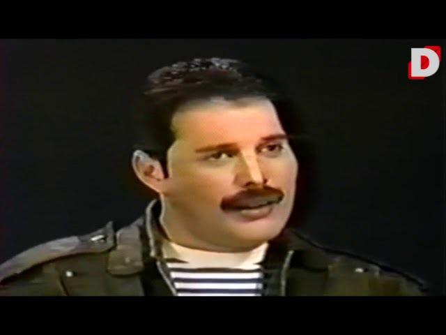 Фредди Меркьюри о Майкле Джексоне (архивное интервью)