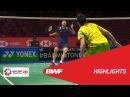 YONEX All England Open 2018 Badminton MS F Highlights BWF 2018
