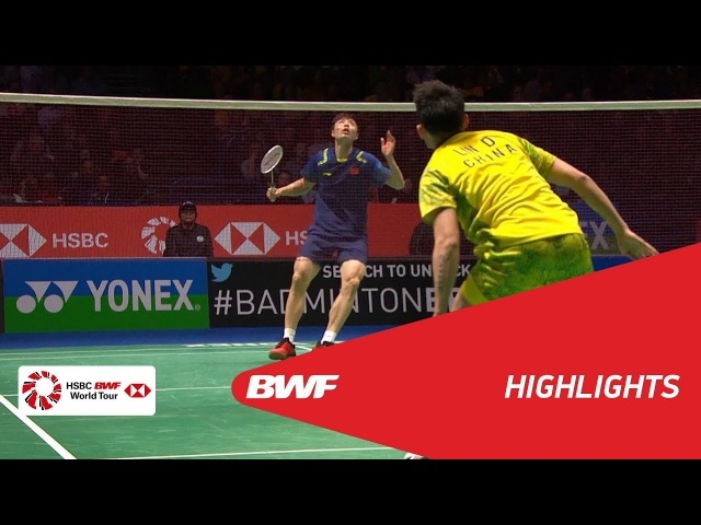 YONEX All England Open 2018 | Badminton MS - F - Highlights | BWF 2018
