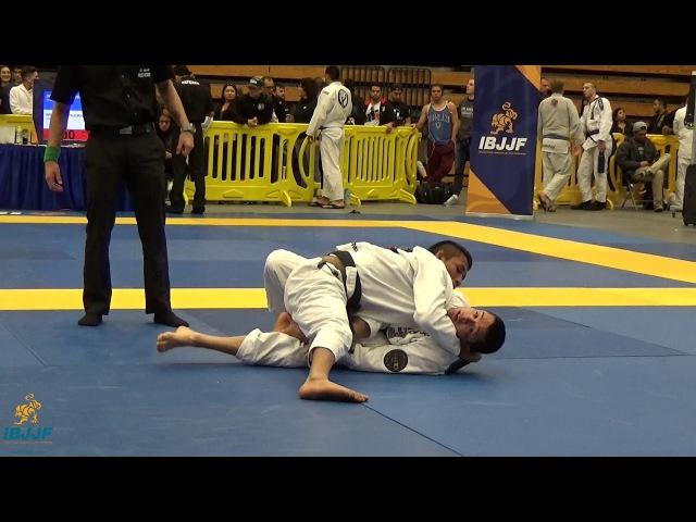 Lucas Pinheiro vs Joshua Rodriguez / Los Angeles Open 2018