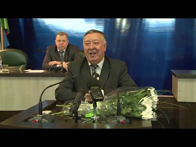 Начальника Управления ГО и ЧС Бийска Анаталия Мякшина проводили на пенсию (Бийс ...