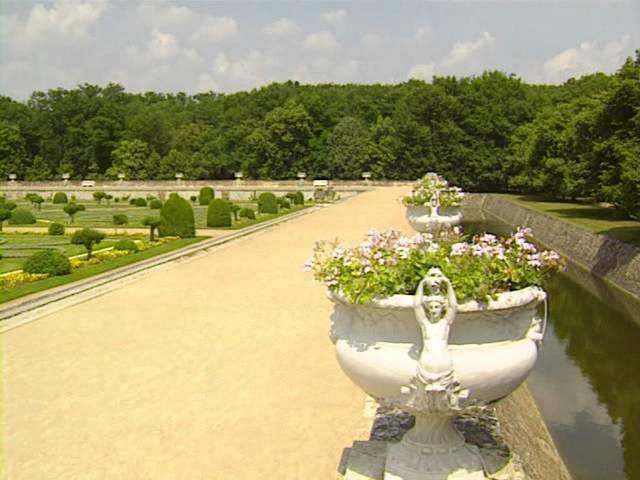 Франция замки Луары Бретань