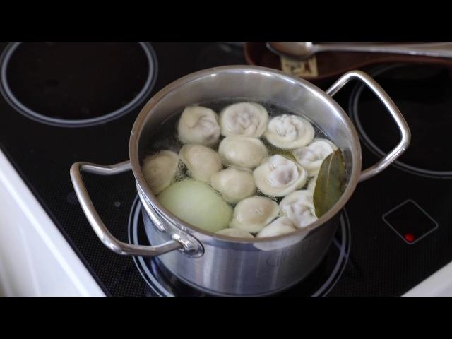Как варить сибирские пельмени старинный семейный рецепт Какие пельмени НЕ покупать