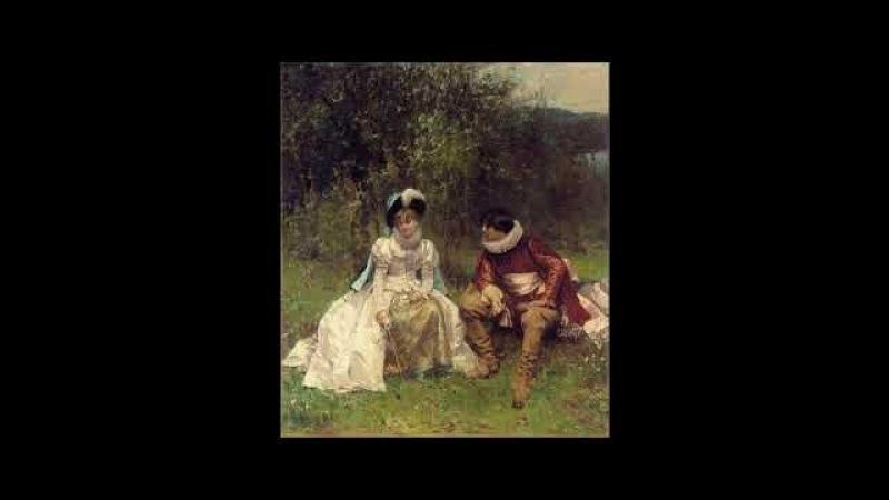 Адриан Моро (1843-1906) (Moreau Adrian) картины великих художников