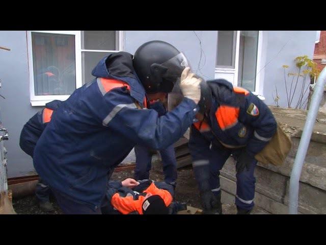 В областной службе спасения прошла открытая аттестация сотрудников