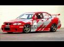 Nissan Sentra SE R Spec V World Challenge Race Car B15 11 2002