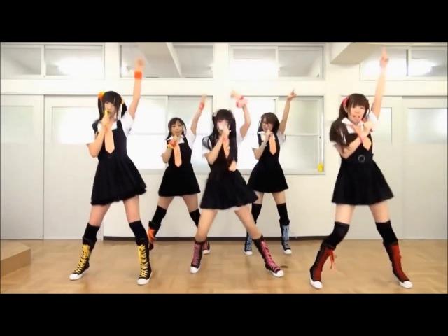 ИФ 0005 / кавайные японки танцуют и поют ! держись полный трешь