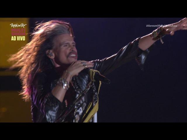 Aerosmith - Rock in Rio 2017 Full Concert HD