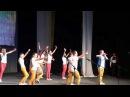 Танец Нано техно на финале конкурса Вожатый года - 2013