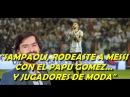 Mariano Closs enojado Argentina 0 0 Peru Copa do Mundo 2018 Qualificatório América do Sul rodada 17 05 10 2017