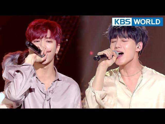 Male Rap-vocal Unit Orange - Butterfly (Original: BTS) [The Unit/2018.02.01]