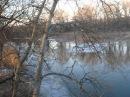 Зимнее утро, февраль, Украина, г.Кобеляки, Полтавская область, р.Ворскла