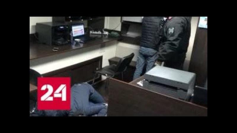 ФСБ перекрыла канал переправки нелегалов в Россию - Россия 24