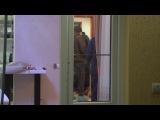 Разбойное нападение на частный дом в Пинске: видео с места происшествия