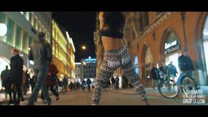 DJ Danyo feat. Trevis Romell - Drop It Low (Twerk Freestyle)