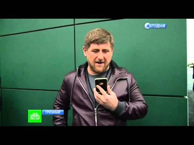 Рамзан Кадыров ведет переговоры с главарем одних из незаконных вооруженных формирований 03 03 2015