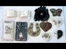 Что можно сделать из кожи от старых сумок, кошельков и ремней. Обзор моих работ.