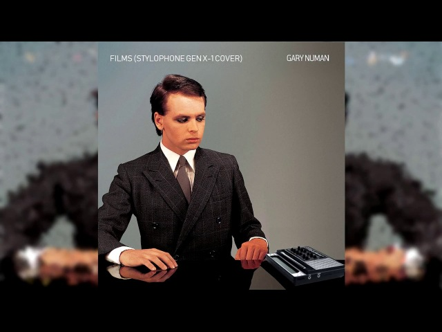Gary Numan - Films ( 100% Stylophone GEN X-1 Cover )